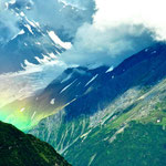 Glacial Valley Rainbow