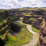 Palouse River Channeled Scablands