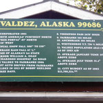 Valdez, Alaska Interesting Information