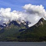Mountains in Valdez III