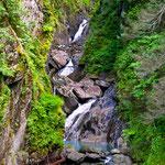 Solomon River Falls