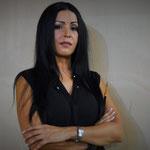 Die Malerin Maria Smouni