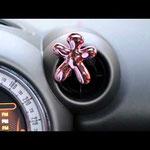 Niki, Profumatore per Automobile Ricaricabile - Colorazioni e Profumazioni Assortite