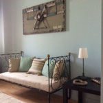 Décoration intérieure personnalisée maison de vacances