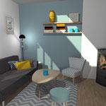 Style scandinave pour votre projet de décoration intérieure