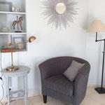 Maison de vacances relookée par Cote & Déco
