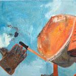 omage mešalcu, akril 80x100cm 2006