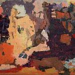 Poslednja / The last one , olje, x 2005