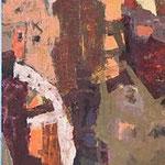 KrasII./Karst II, olje na platno, 100x80cm 2005 p.l.