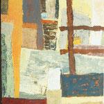 Vrtaca , olje na platno, 155x110cm 2002. p.l.