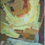 Vrtaca , olje na platno, 155x110cm 2002.