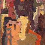 Kras IV / Karst IV.. , olje na platno, 100x55cm 2005.jun p.l.