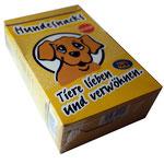 Sympathieträger   Für eine Tierfutterverpackung   Zeichnung   Verpackungsdesign