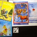 Adventskalender   Postkarten   Gebrauchsanleitung   Großhandel   PFIFF