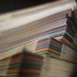 Kataloge | über Jahre | als Angestellter