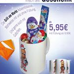 Plakat DIN A0 | Tassen Aktion | Grill am Markt | Arnsberg