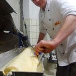 Authentisches Bäckerhandwerk, bewusst ohne Freisteller und Verschönerungen