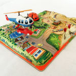 199 - Helicopter Remote Control- First Version-Biller - Western Germany - 1967