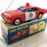 Oldslomobile Tornado -  Fire Chief Car -  Marca AL-ES – Taiwan– epoca 1970