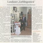 Unser Lieblingsstück Landau, Rheinpfalz 2014