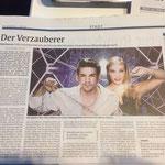 "Felix-van-Mel ""Der Verzauberer""    Rheinpfalz 2015"