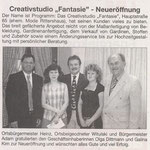 Creativstudio Phantasie Bellheim, Amtblatt 2007
