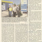 CleanBear Bellheim - Wochenblatt 2008