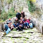 Excursion to villages of Zagori - one an old stone bridge