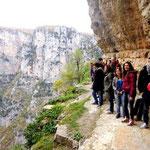 Excursion to villages of Zagori - near the Vikos gorge