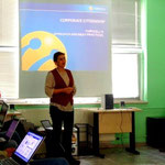 Presentation about approaches of Turkey's biggest telecommunication company's to social entrepreneurship.