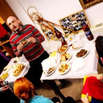 Presentation of Romanian traditional products