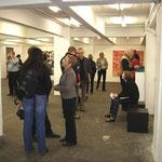 Ausstellungseröffnung in der Galerie im Stammelbachspeicher, Hildesheim