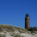 der Darßer Leuchtturm...