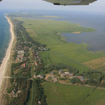 der lange Strand von Dierhagen