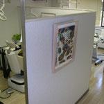 個別に区切られた診療室