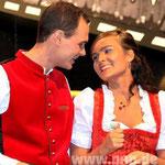 Besser als das Original: Belsy (Ines Stumpf) und Florian Fesl (Martin Eichlseder).