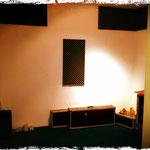 Aufnahme 2 (Drumkabine)