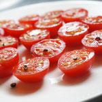 シンプル・トマトサラダ
