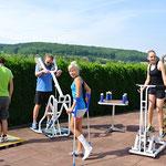 Circle-Training auch für Hinke-Fuß Charlotte