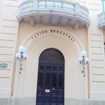Eingang Casino Menestral