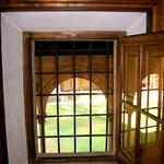 Fenster im Kloster Sant Joan de les Abadesses
