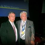 J.M.Martorel bei Verleihung des Europäischen Preises 2009 in Figueres