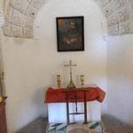 Tageszelle einer Nonne