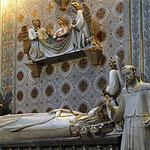 Grab der Königin Elisenda