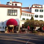 Das Hotel Gavina