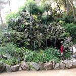 Kaskade im Romantischen Park