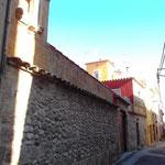 Angebliches Geburtshaus der Comtessa, an dem aber kein Mühlenzeichen mehr zu finden ist