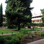 Garten des Kreuzgangs