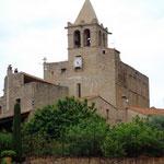 Kirche Sant Esteve Madremanya