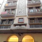Casa Cots, Carrer Clara, 1924